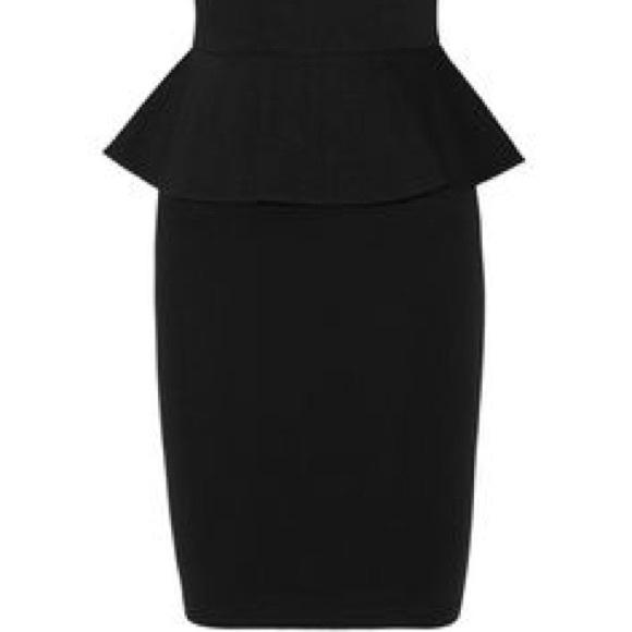 Eric + lani Dresses & Skirts - Classy Black skirt